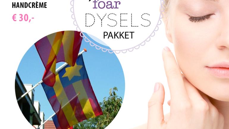 EFKES TIID FOAR DYSELF PAKKET!